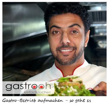 Gastro- Betrieb eröffnen