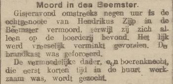 Dagblad van Zuid-Holland en 's-Gravenhage 27-04-1918