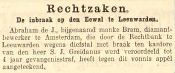 Leeuwarder courant 29-12-1910