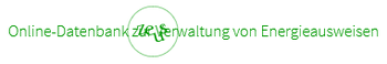 Logo Zeus Energieausweisdatenbank