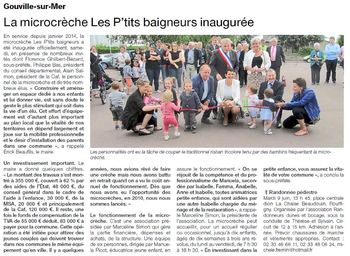 Ouest-France, 08.06.2015