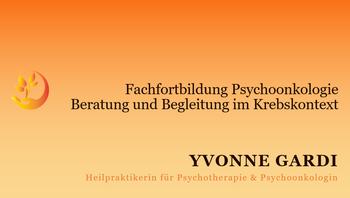 Fachfortbildung Psychoonkologie - Beratung und Begleitung