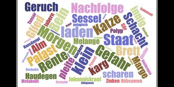 德文生字學習