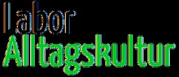 Logo des Labor Alltagskultur