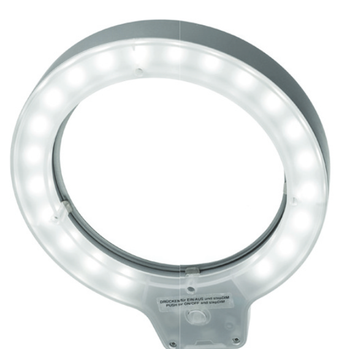 LED Lupenleuchte- Ringlicht