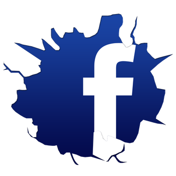 Facebook logo fun