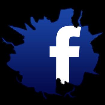 Facebook logo fun