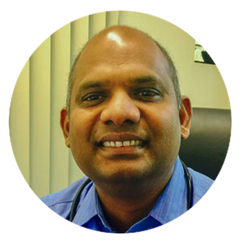 Dr Chandana Jayasinghe GP doctor Hervey Bay