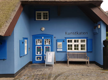 Künstlerkolonie Ahrenshoop, Lesung Barbara Handke