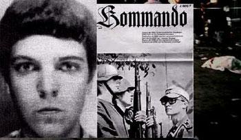 Attentatsmanden, den 21-årige Gundolf Köhler