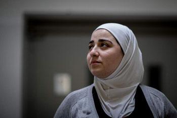 Abier Farhud, et af de utallige ofre for tortur og mishandling i regimets fængsler