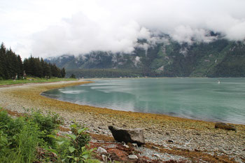 le Chilkoot Inlet