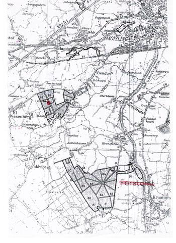 Adresse: Bartelsholz, 23560 Lübeck – Koordinaten: 53.814295, 10.575237 – Roter Punkt auf der Karte