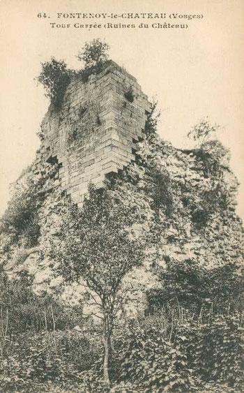 Château de Fontenoy