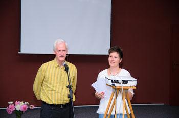 Dr. Dreyzta und Anne Blanckenfeldt