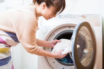 衣類の洗濯には、除菌・消臭効果があるオキシクリーン