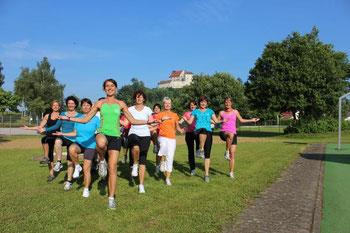 Aerobic in Waldburg