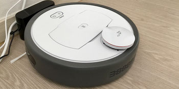 Vacuum and mopping robots