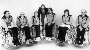 Weser Ems-Meister Mannschaft 1981