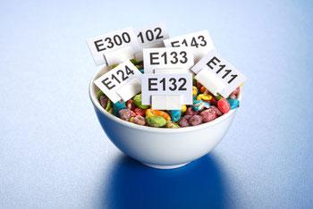 пищевые добавки вредные