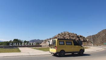 Zuhause in Chilecito
