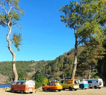 Overlander-Treffpunkt San Martin de los Andes