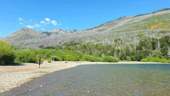 Badeferien in Patagonien: Nationalpark los Alerces
