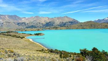 Lago Belgrano im NP Perito Moreno