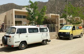 Unser  Lockdown-Begleiter Mati fährt nach Cordoba