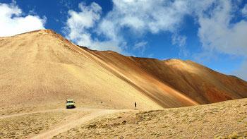 Eine Traumhafte Landschaft diese Sierra de Famatina