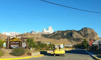 Traumhafte Tage in El Chaltén