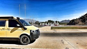 Nach 9 Monaten und 5 Tagen verlassen wir Chilecito und fahren nach Patagonien