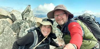 Gipfelbild vom Cerro Lopez