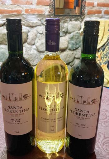 Wein aus Santa Florentina