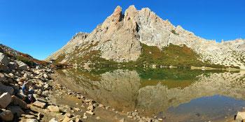 Refugio Frey beim Cerro Catedral