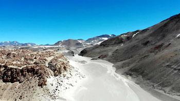 Crater Corona del Inca, La Rioja