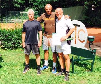 Dietmar Bleil im Bild rechts