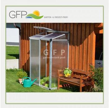 Günstiges Gewächshaus für Gemüse - © GFP