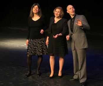 Susanne Riediger mit Trio ROJal