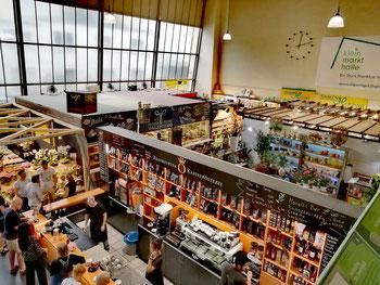 Kleinmarkthalle marché Francfort