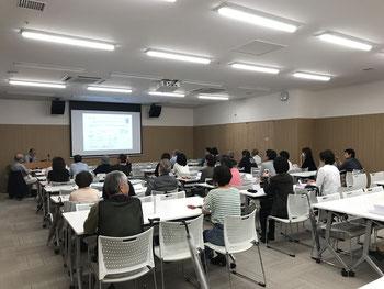 大阪国際がんセンター,がん患者会「1・3・5の会」勉強会