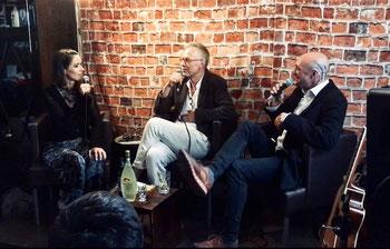 Sonja Baum, Alexander Rösler, Armin Sengbusch