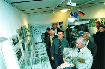 Ausstellung zur Geschichte des Waffenstillstandswaggons