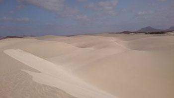 Mesmerising dunes  of Viana Desert