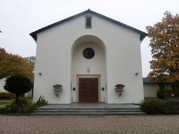 Friedhofskapelle Ladenburg