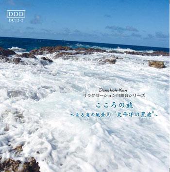 自然音CD・ある海の風景②《太平洋の荒波》