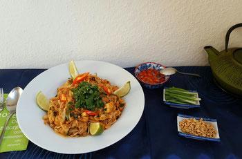 Phad Thai Nudeln