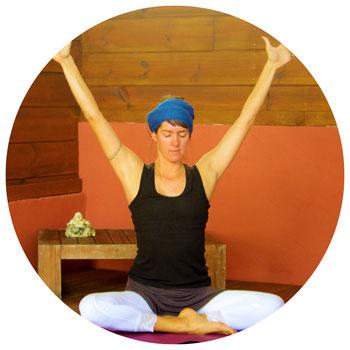 Laurane Ruaux Padmani Seetal Kundalini Yoga la Réunion