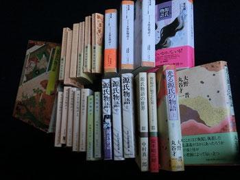 源氏物語の書籍