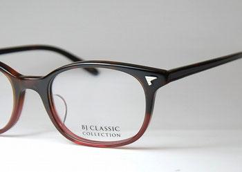 BJ CLASSIC(BJクラシック)の新作フレーム・P-547のご紹介です。